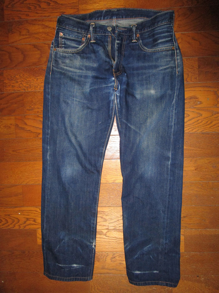 リーバイス503を古着で探す?リーズナブルで味のあるジーンズ探し!